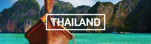 Thailands mest solsäkra område sydost om Bangkok