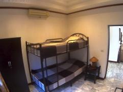 sovrum 3 våningsäng