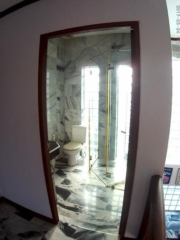 Gemensamt badrum våning 2