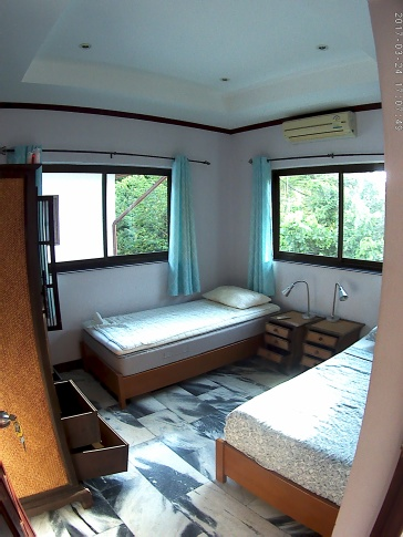 sovrum 4 på våning 2