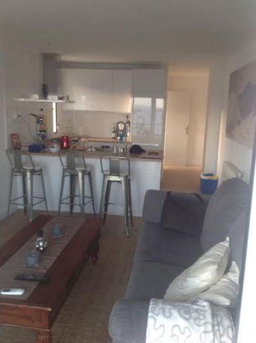 Vardagsrum och kok