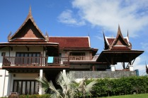 The amazing Cap mae phim house