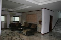 Vardagsrummet på våning1